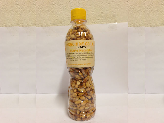 Grilled peanut 33cl